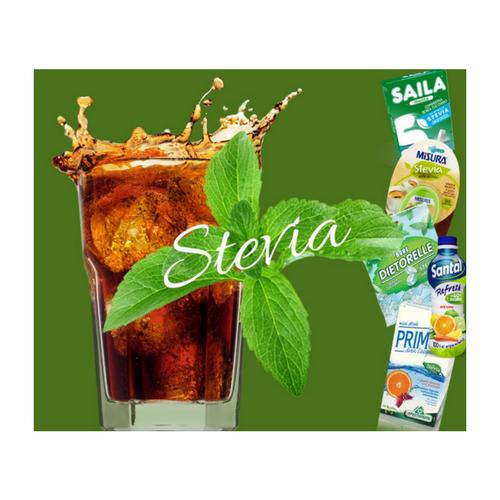 Stevia: il dolcificante a zerocalorie!